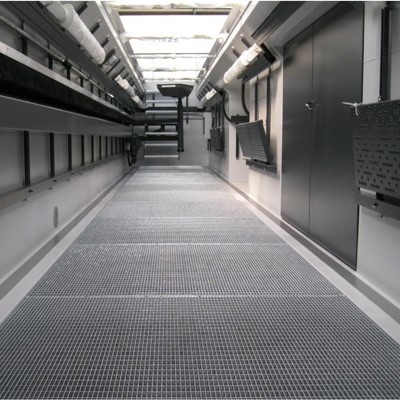 Sale of prefabricated steel and concrete maintenance pits